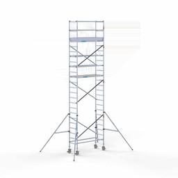 Euroscaffold Smalle rolsteiger 75 x 190 x 8,2m