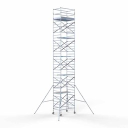 Euroscaffold Brede rolsteiger 135 x 190 x 12,2m