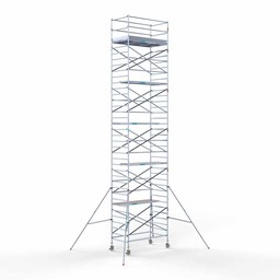 Euroscaffold Brede rolsteiger 135 x 250 x 12,2m