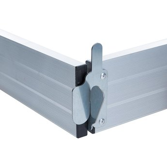 Euroscaffold Rolsteiger Standaard 135x190 5,2m werkhoogte carbon vloer dubbele voorloopleuning