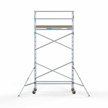 Euroscaffold Basic line rolsteiger 90x250x6,2
