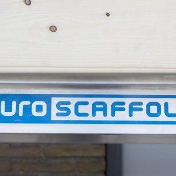 Euroscaffold Basic-line rolsteiger 90x305x8,2 meter werkhoogte, vloer 305cm