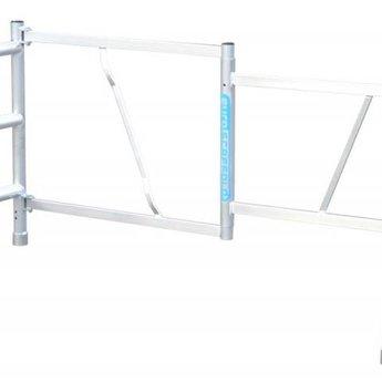 Euroscaffold Universele Vouwunit / opzetstuk voor de brede kamersteiger 135cm 3 sporten