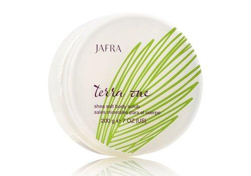 Jafra Körperpeeling Terra One Leinsamen & Arganöl