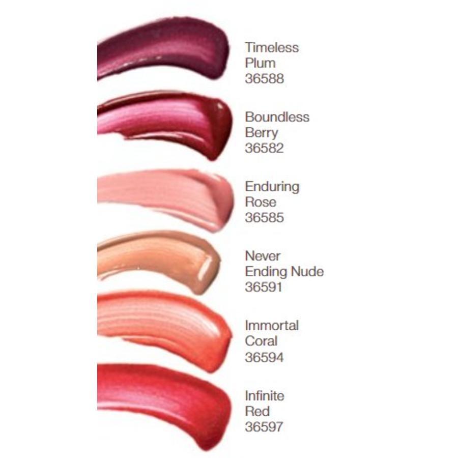 Langanhaltender Lipgloss