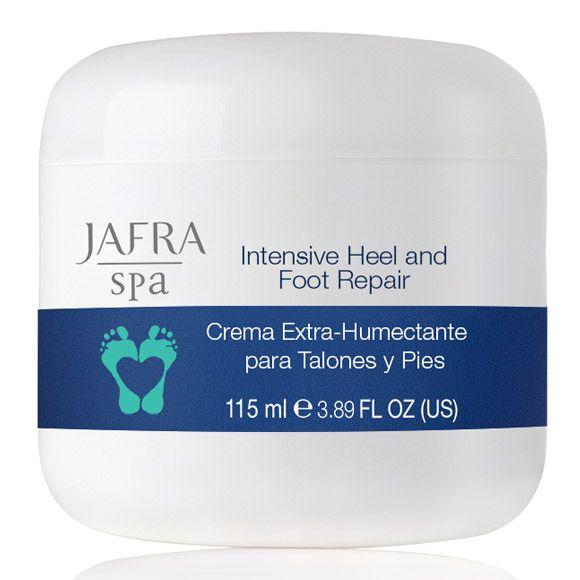 Jafra Foot Care SPA Intensive Pflege für Fersen und Füße