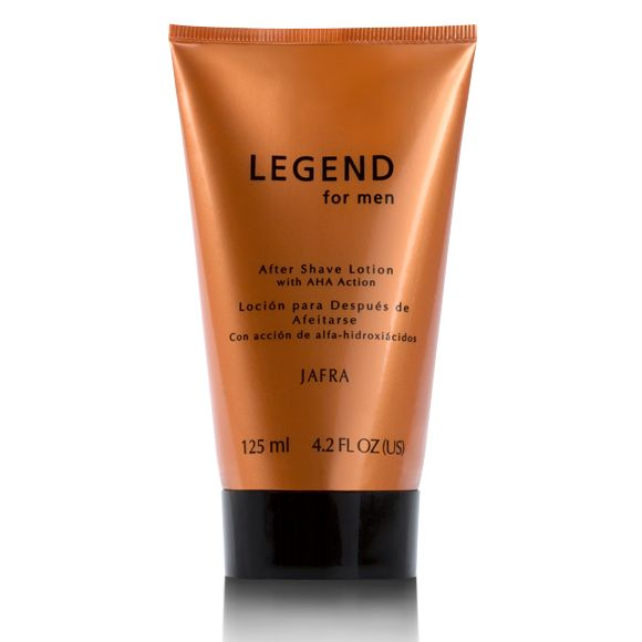Jafra Legend After Shave Lotion mit Fruchtsäurewirkung