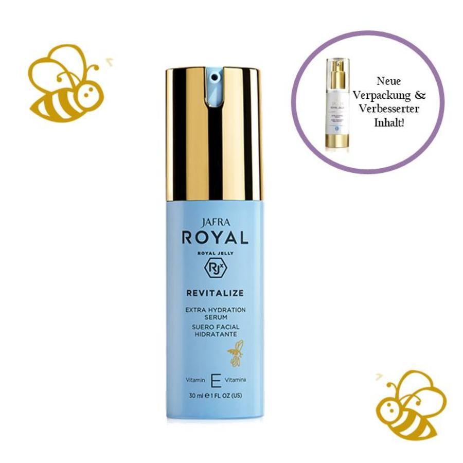 Royal Jelly Extra Feuchtigkeit Serum mit Vitamin E