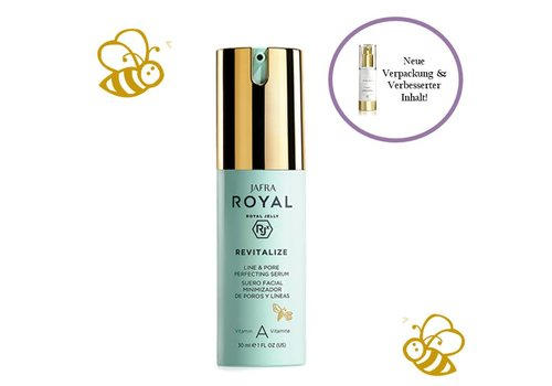 Jafra Royal Jelly Fältchen- und Porenverfeinerndes Serum