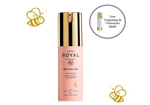 Jafra Royal Jelly Anti-Pigmentflecken Serum