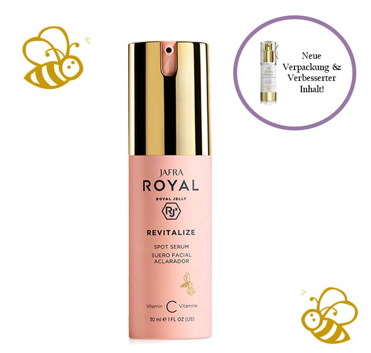 Jafra Royal Jelly Revitalize Royal Jelly Anti-Pigmentflecken Serum