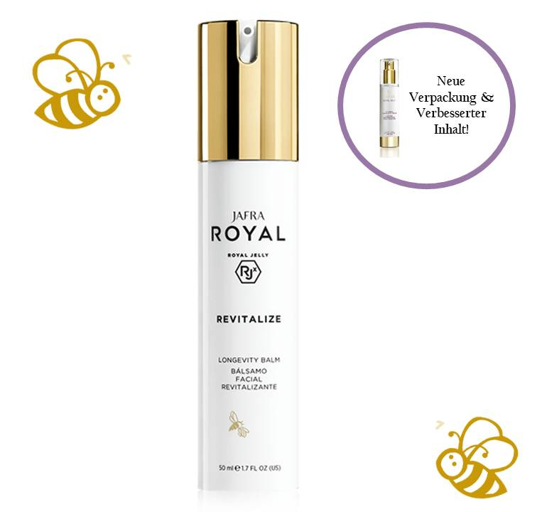 Jafra Royal Jelly Revitalize Royal Jelly Vitalisierender Balsam