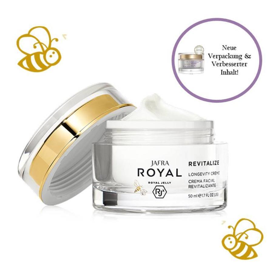Royal Jelly Vitalisierende Hautpflegecreme