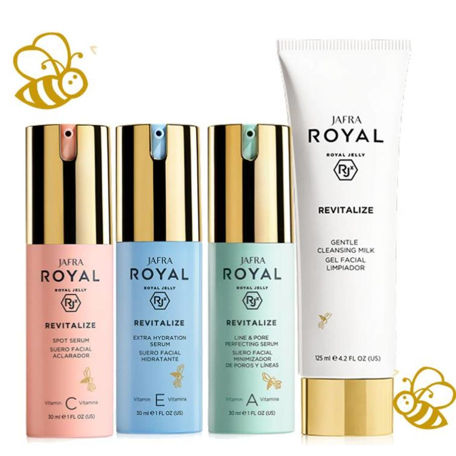 ROYAL JELLY Revitalize BASIC Set