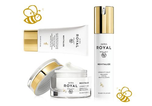 Jafra ROYAL JELLY Revitalize MINI Set
