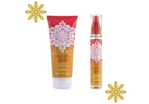 Jafra Sugar & Spice Set