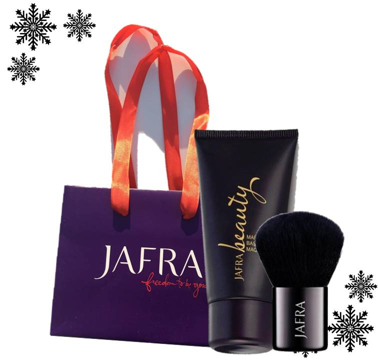 Jafra Beauty Weihnachtset Make Up 5