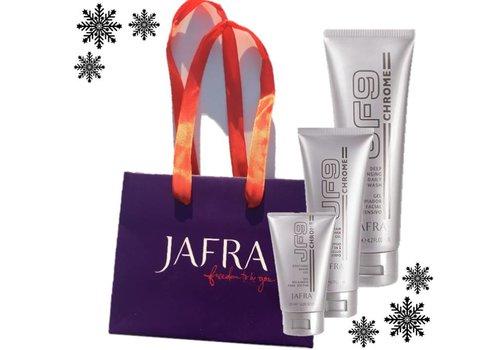 Jafra Weihnachtsset JF9 Chrome