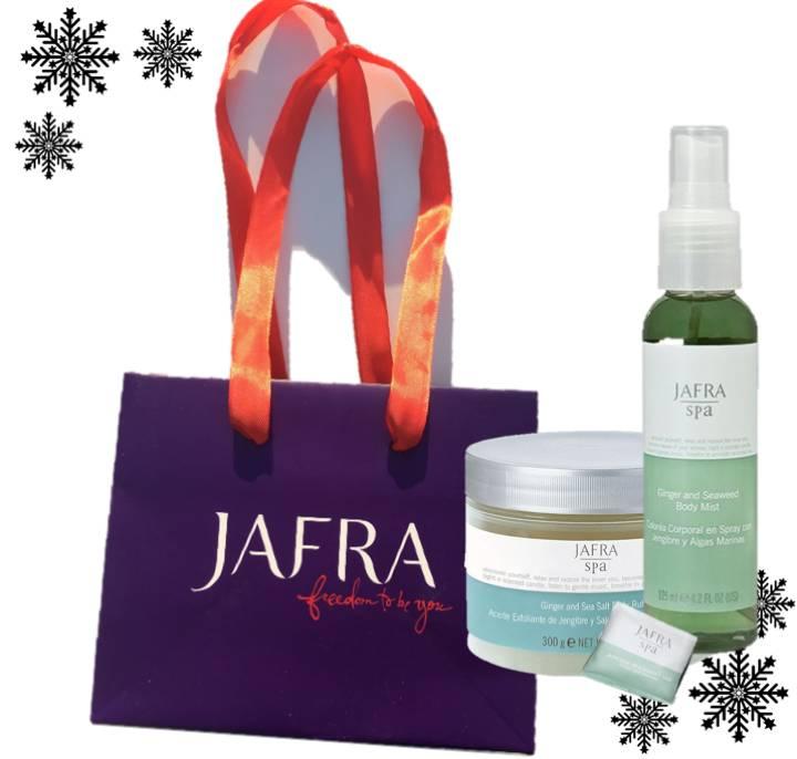 Jafra Spa Weihnachts Spaset 2