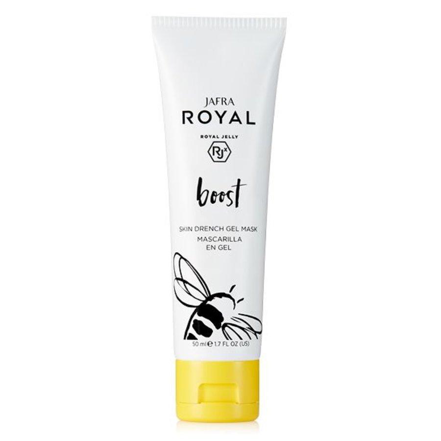 Royal Boost Feuchtigkeitgelmaske
