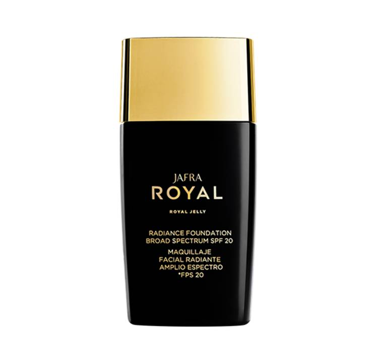Jafra Royal Color Make-up für strahlenden Teint SPF 20