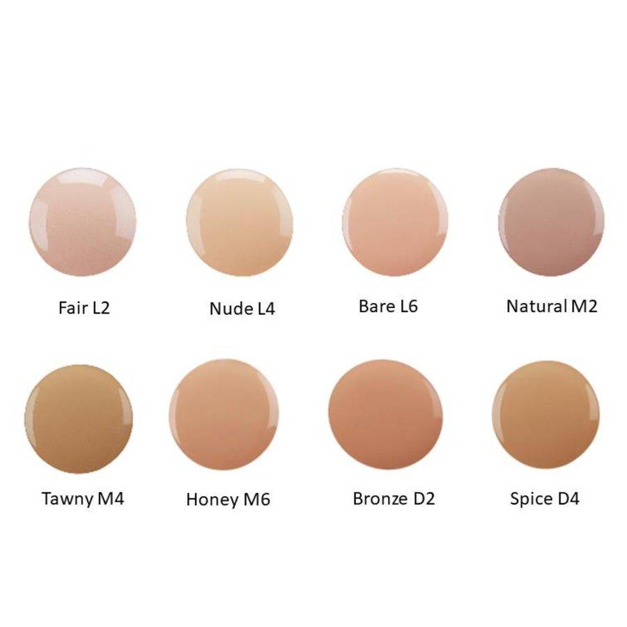 Make-up für strahlenden Teint SPF 20