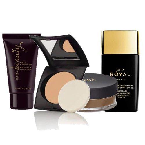 Makeup & Puder