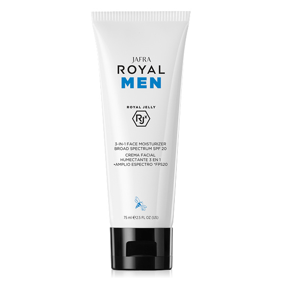 Jafra Royal Men 3-in-1 Feuchtigkeitscreme