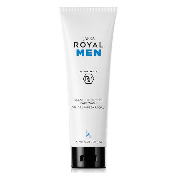 Jafra Royal Men Clean & Condition Gesichtsreinigung