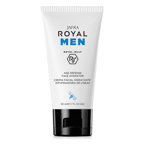 Jafra Royal Men Men Age Defense Feuchtigkeitscreme