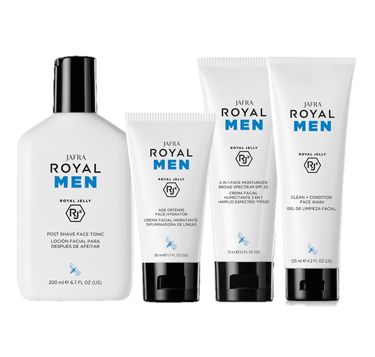 Jafra Royal Men JAFRA ROYAL MEN Basic Set