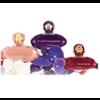 Jafra Blossom Christmas Parfum Set