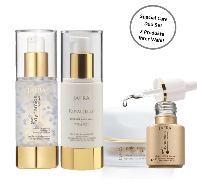 Jafra Gold Dynamics Jafra Special Care Duo Set