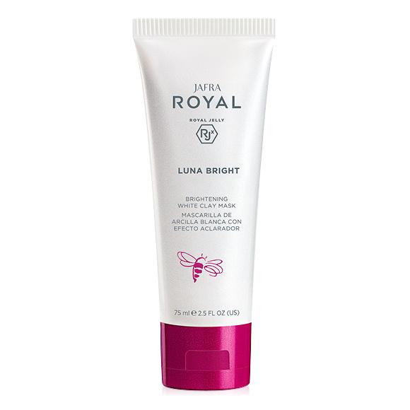 Jafra Royal Jelly Luna Bright Jafra Royal Luna - Tonerdenmaske für strahlende Haut