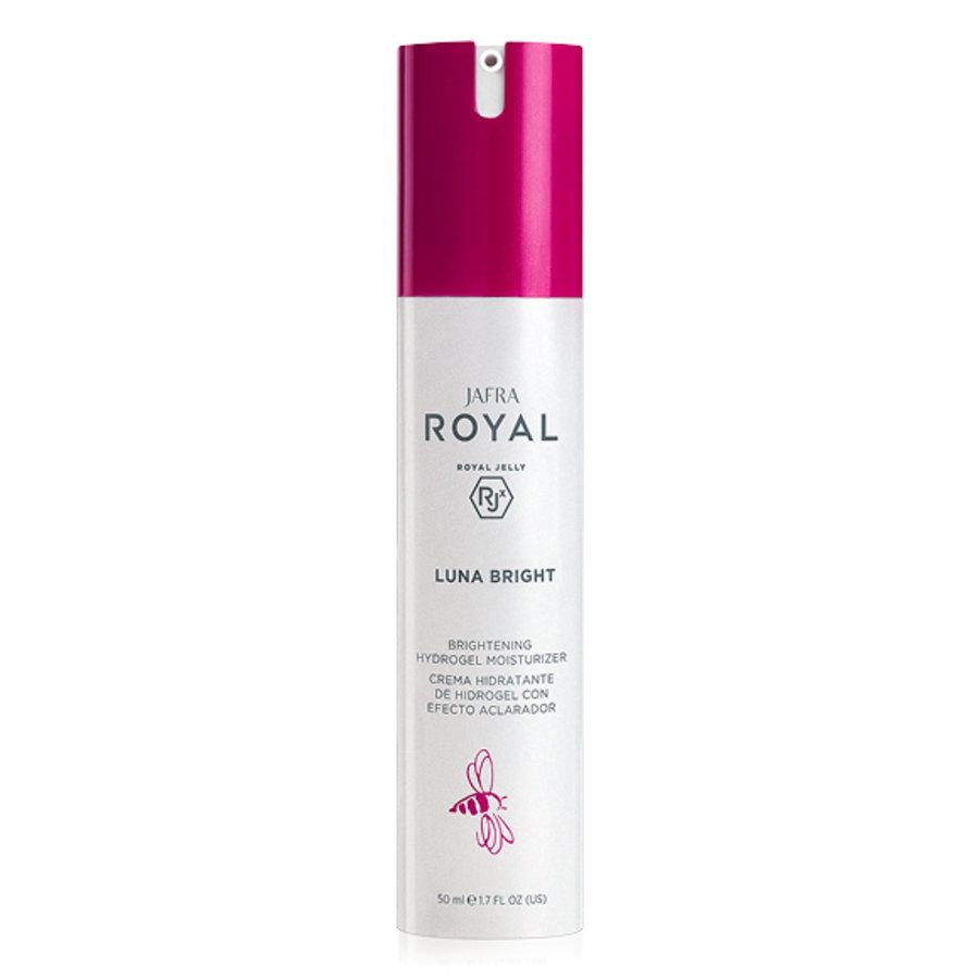 Jafra Royal Luna - Feuchtigkeitsspendendes Hydrogel für strahlende Haut