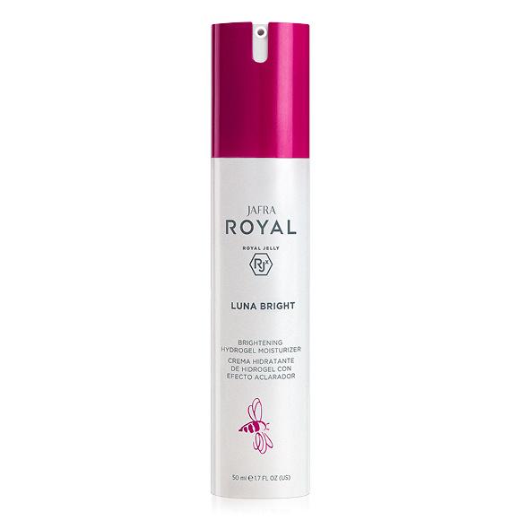 Jafra Royal Jelly Luna Bright Jafra Royal Luna - Feuchtigkeitsspendendes Hydrogel für strahlende Haut