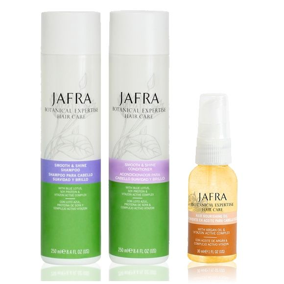 Jafra Botanical Expertise Hair Care Summer Hair Set