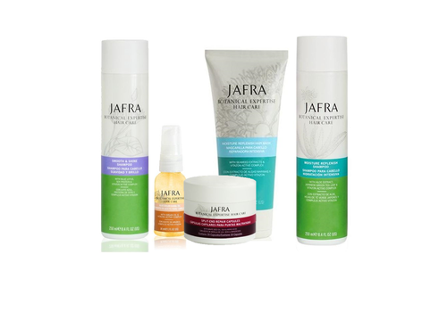 Jafra Hair Care Set