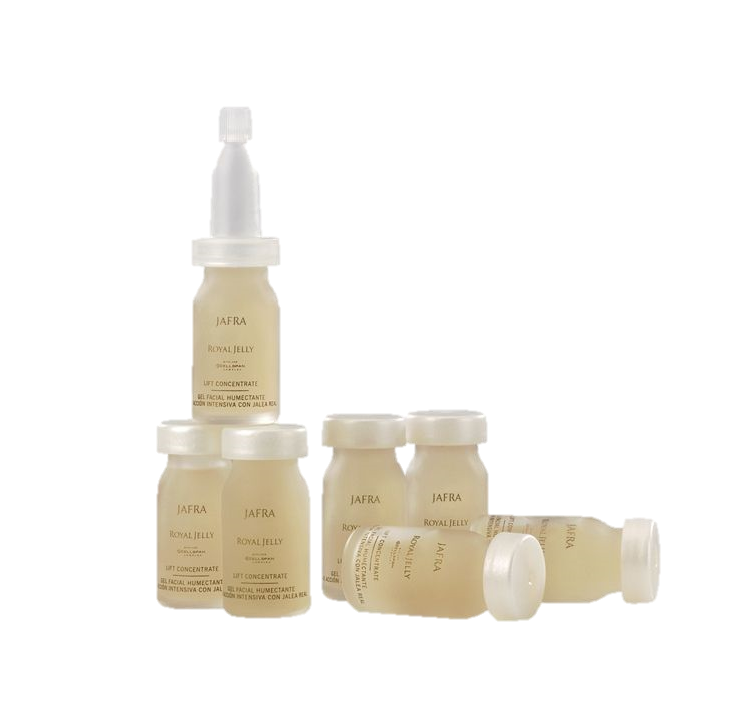 Jafra Royal Jelly Ampullen Kur mit Lifting Effekt