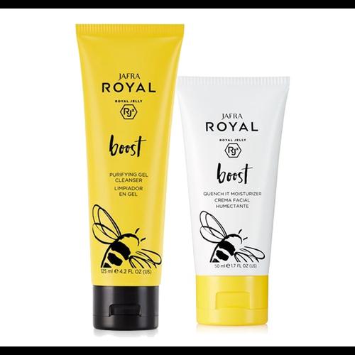 Jafra Royal Boost Set Clean & Moisture