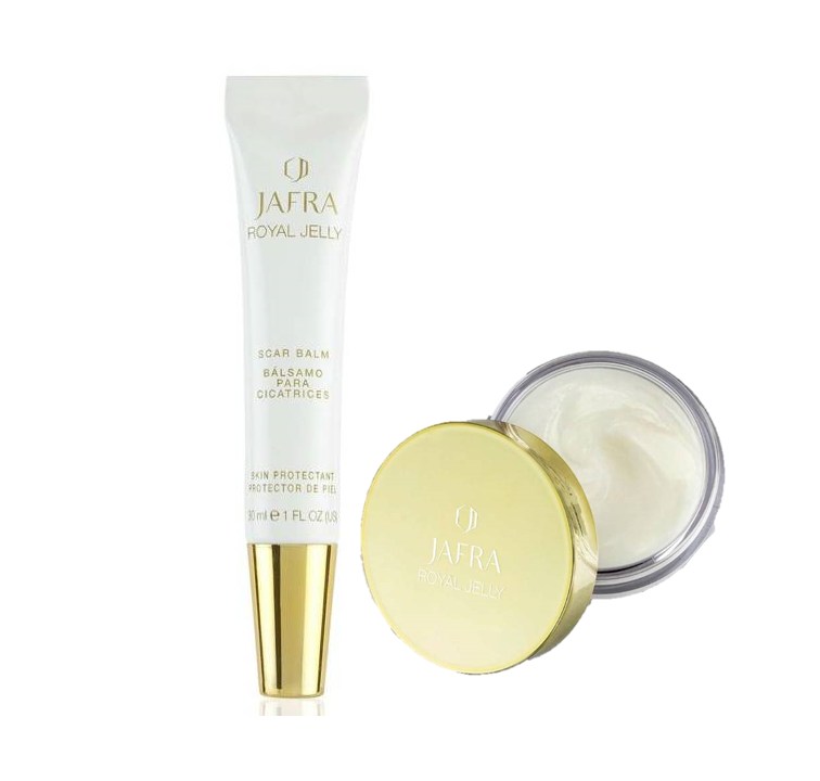 Jafra Royal Jelly Royal Jelly Balm Set