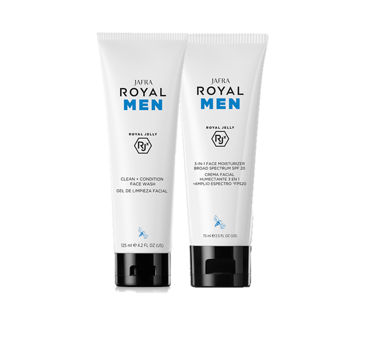 Jafra Royal Men JAFRA ROYAL MEN Gentlemen-Time Set