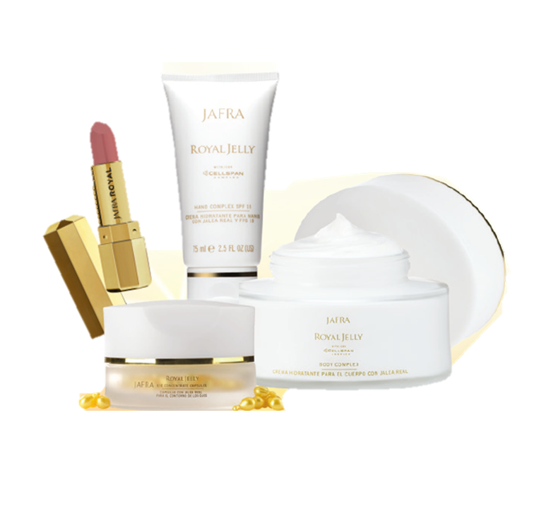 Jafra Royal Jelly Me-Time Set