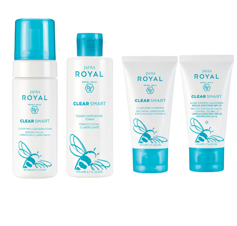 Jafra Royal Clear Smart ROYAL CLEAR SMART SET