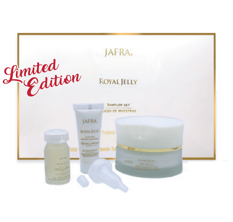 Jafra Royal Jelly Sampler Set