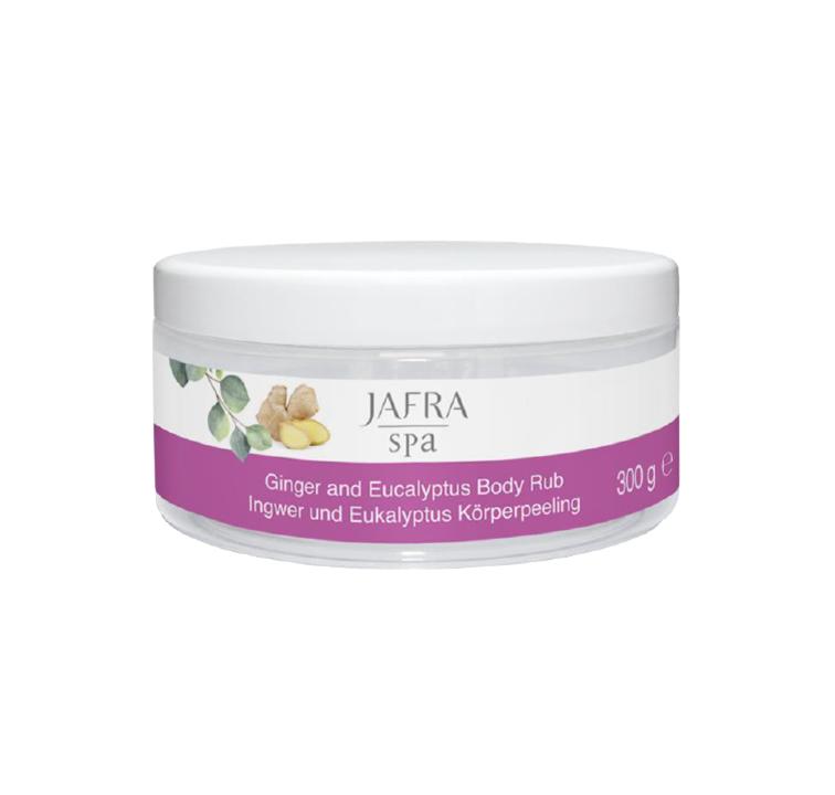 Jafra Spa Jafra SPA Ingwer und Eukalyptus Körperpeeling