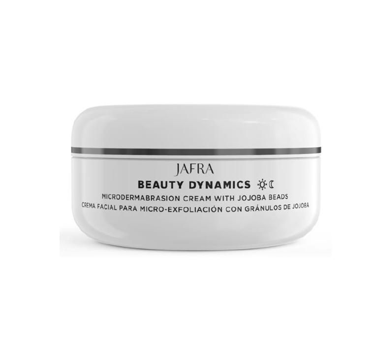 Jafra Beauty Dynamics Jafra Mikrodermabrasion Creme mit Jojoba Kügelchen