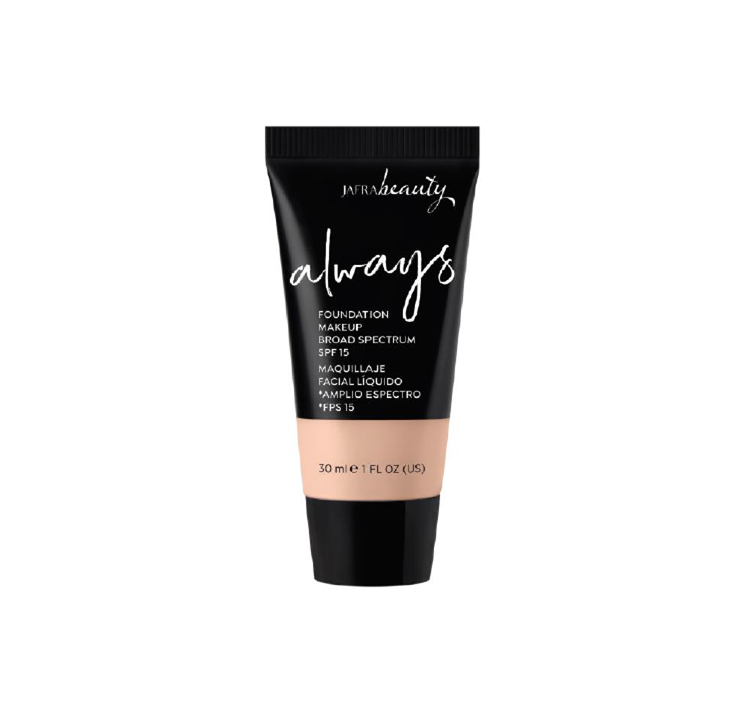 Jafra Beauty Always Foundation Make Up Broad Spectrum SPF 15