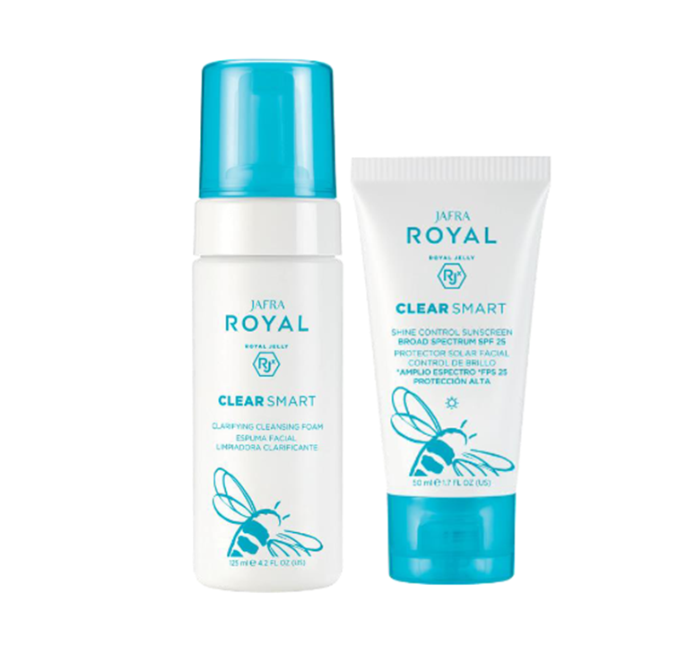 Jafra Royal Clear Smart ROYAL CLEAR SMART SET SMALL