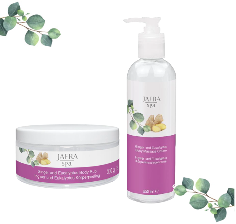 Jafra Spa Jafra SPA AROMA THERAPY SET